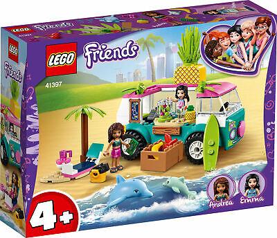 LEGO Friends 41397 Juice Truck Age 4+ 103pcs Brand New