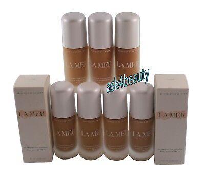 La Mer The Treatment Fluid Foundation SPF 15 Choose Shade 1.0oz/30ml New In Box
