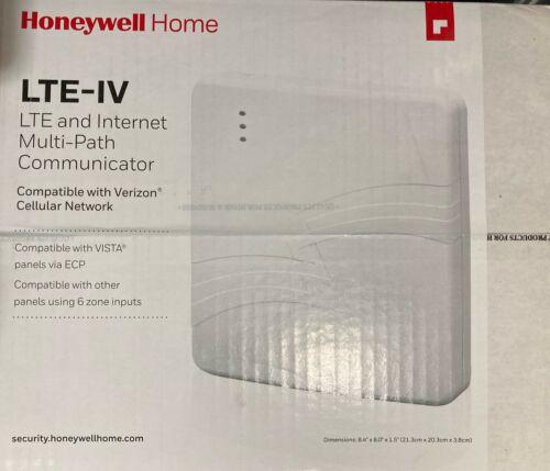 Brand New, Sealed Honeywell LTE-IV LTE and Internet Multi-Path Communicator.