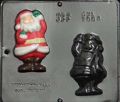 Santa Claus Assembly 4 1/2