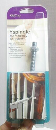 KidCo Y Spindle for Stairway Balusters. Use with Kidco Pressure Mounted Gates