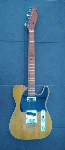 Telecaster With Hard Case