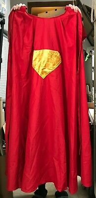 DEAN CAIN Replica SUPERMAN CAPE The Adventures Of Lois & Clark