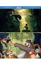 Jungle book blu ray asda
