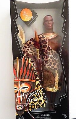 Integrity Toys AFRICAN LEGENDS PRINCE TARIQ Male Fashion Doll