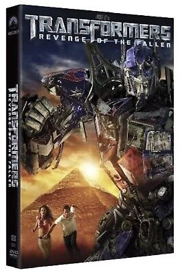Transformers: Revenge of the Fallen DVD Region 1 097363532149