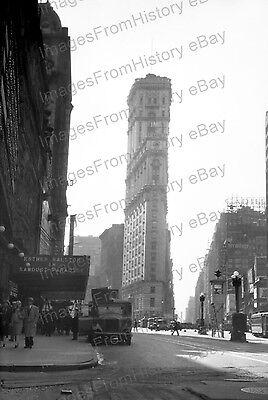 20x30 Poster Hotel Clairidge New York City 1928 #1183