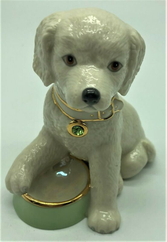 Lenox Puppy Dog -- FUN! Mint!