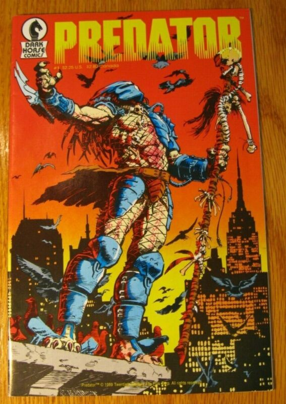 Predator #1 (June 1989, Dark Horse)