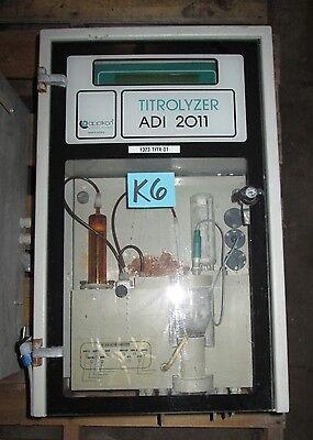 Applikon Titrolyzer Adi 2011 1323-titr-01 Potentiometric Titration Analyzer 35