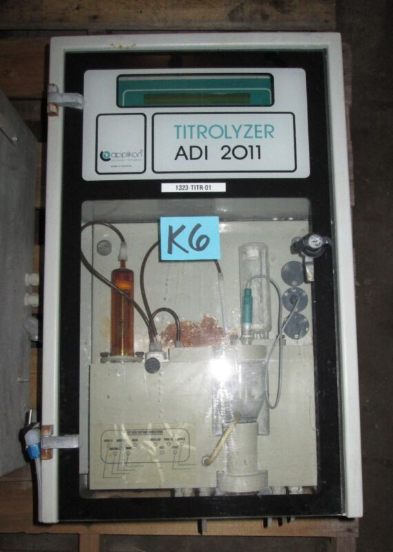 APPLIKON TITROLYZER ADI 2011 1323-TITR-01 POTENTIOMETRIC TITRATION ANALYZER (35)
