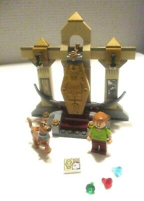 LEGO Scooby-Doo: Mummy Museum Mystery 75900