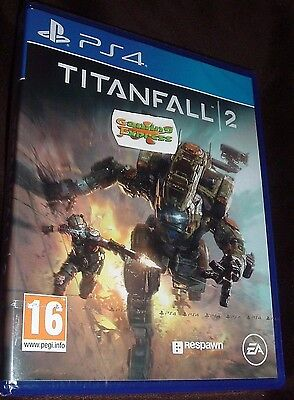 Titanfall 2 Playstation 4 PS4 NEW SEALED FREE UK Delivery p&p UK SELLER