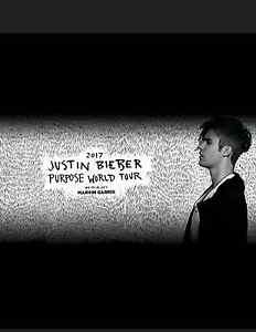 2 x Justin Bieber tickets Suncorp Stadium Berwick Casey Area Preview