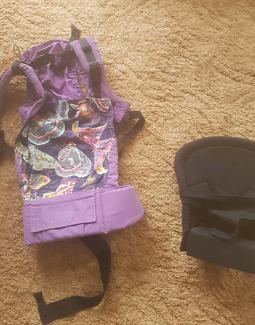 Standard tula and infant insert bundle