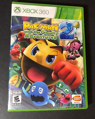 Pac-Man and the Ghostly Adventures 2 (XBOX ONE) USED