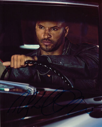 RICKY WHITTLE AMERICAN GODS SIGNED 10X8 PHOTO AFTAL & UACC [14728] IN PERSON