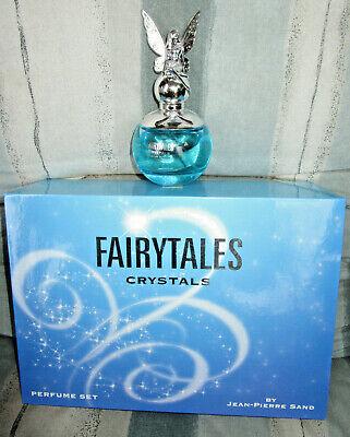 Tal Crystal (Fairytales Crystals Set, EdP 100 ml, 3tlg. Geschenkset von Jean Pierre Sand, OVP)
