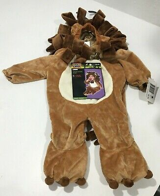 Lion Infant Halloween Costume (Halloween Costume Totally Ghoul Lion Infant 6-12 Months Never)
