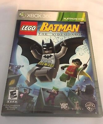 LEGO Batman The Videogame Microsoft Xbox 360 2008 item number Z2366 for sale  Shipping to Nigeria