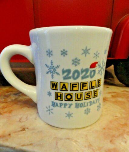 2020 Waffle House Christmas New Holiday Coffee Mug