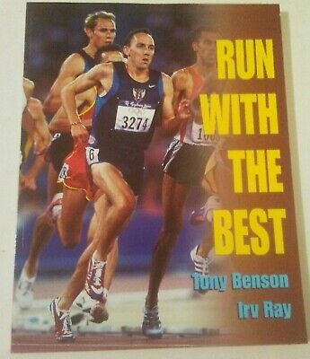 Run with the Best: A Coach's Guide to Training Middle & Long Distance Runners (Best Distance To Run)