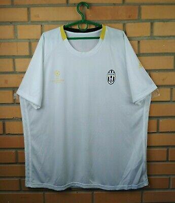 b9d27c29849 Juventus 2XL training jersey UEFA Champions shirt AI7018 soccer football  Adidas