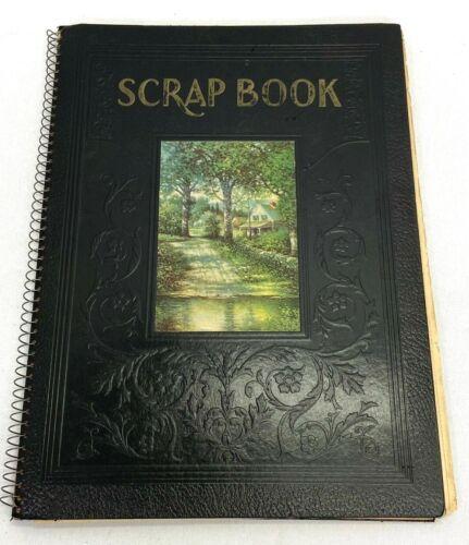 Vintage US Navy Scrap Book
