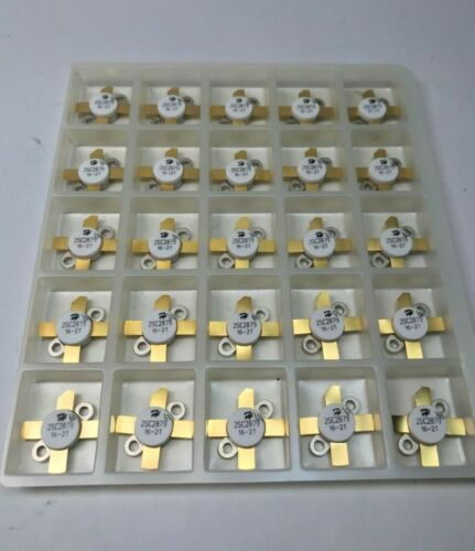 4 PCS HG (HuaGao) 2SC2879 build by China HG semiconductor USA SELLER! FAST SHIP!