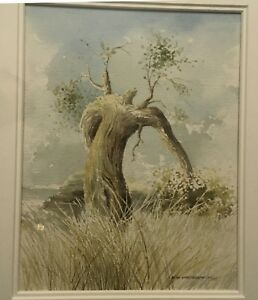 Original Kootany Watercolor