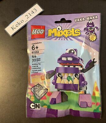 LEGO 1 New Mixels 41553 Series 6 Baka-waka Retired