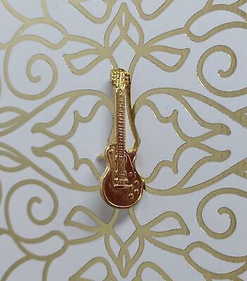 NUEVO Pin dorado Guitarra eléctrica marca Rag Time