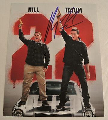 Channing Tatum Autograph Autographed 22 Jump Street Movie 8X10 Signed Photograph