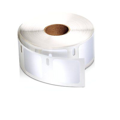 60 Rolls 1x1 Dymo Labelwriter Compatible 30332 Multipurpose 750 Labels Per Roll
