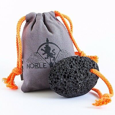 Largest Natural Lava Exfoliating Pumice Stone; Callus Removal for Hands & Rough - Nature Pumice Stone