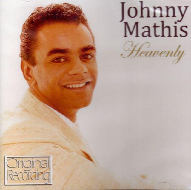 CD NEU/OVP - Johnny Mathis - Heavenly