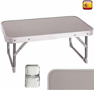 Mesa de Playa Camping piscina Terraza cama plegable aluminio portátil