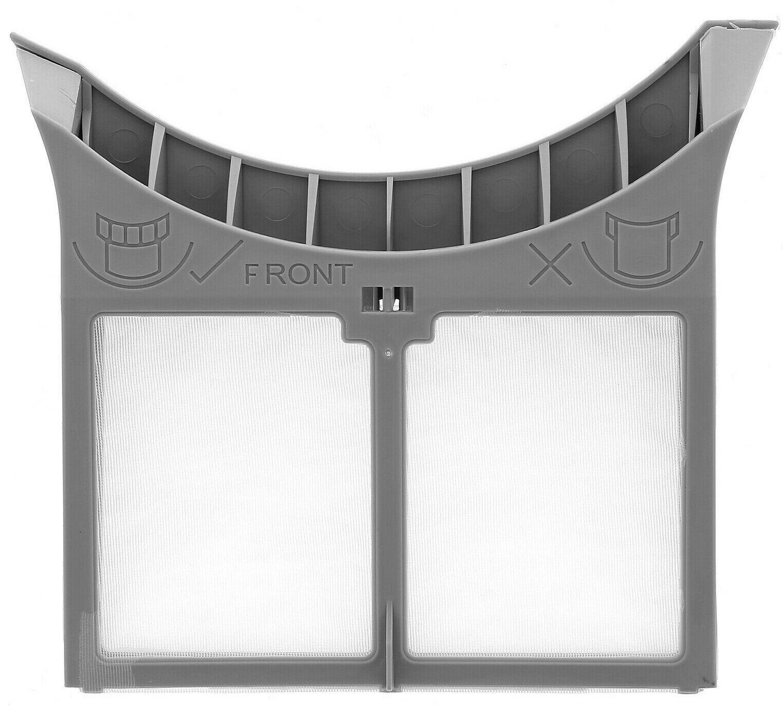 Genuine Indesit IDCA7H35BTMUK Tumble Dryer Fluff Filter