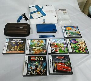 Great condition Nintendo DSI XL with games and case.