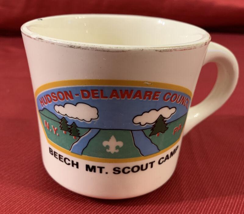 BSA - Beech Mt. Scout Camp Hudson-Delaware Council, Mess Hall Mug