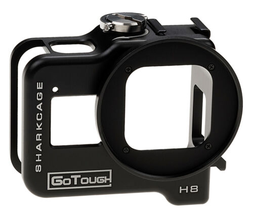 GoTough Sharkcage Compatible with GoPro HERO8 Skeleton Housing with Mounts