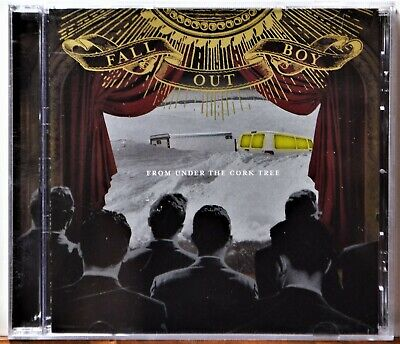 CD Fall Out Boy From Under the Cork Tree Sugar We're Goin Down Dance  NICE (Fall Out Boy Sugar Were Goin Down)