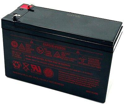 NEW 12V 7AH 7.5ah 8ah 12 Volt SLA Sealed Lead Acid Fish