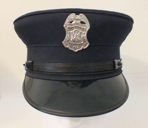 Vintage N. Tonawanda Fire Department Uniform Dress Cap - New York
