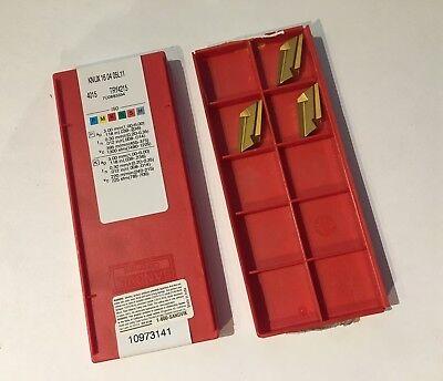 Sandvik Coromant Carbide Inserts - Knux 16 04 05l11 Grade 4015 - Qty. 3 - New