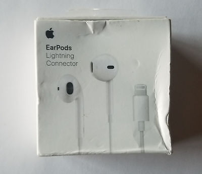 USED Genuine Apple Lightning Connector EarPods for iPhone 7 8 Plus XS Max XR