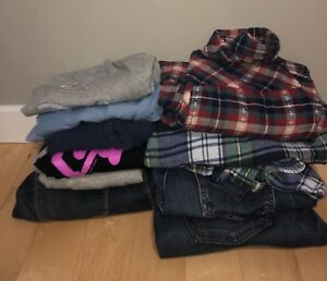 Clothing Lot - Name Brands - 10 items for $10