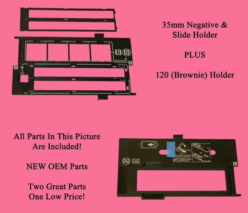 Epson Perfection V600 & V550 Photo - 120, 35mm Negative & Slide Holder & Cover