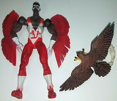 "Marvel Legends Mojo Series FALCON Loose 6"" Action Figure Toybiz Toy Biz 2006"