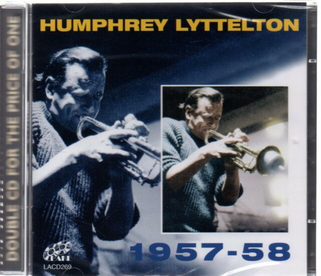 Humphrey Lyttelton - 1957-1958 (brand new double CD 2009)